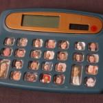 Cuantas minas que tengo. Calculadora Intervenida. 2002.