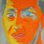 Karim. Óleo sobre tela. 50 x 70 cm. 2010.