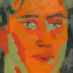 Vladimir. Óleo sobre tela. 50 x 70 cm. 2010.