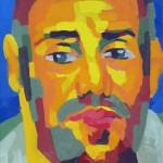 Javier. Óleo sobre tela. 60 x 80 cm. 2010.