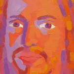 Enrique. Óleo sobre tela. 50 x 70 cm. 2010.