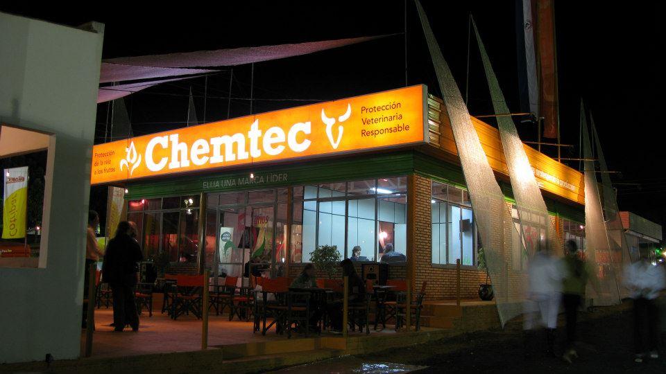 Stand Chemtec