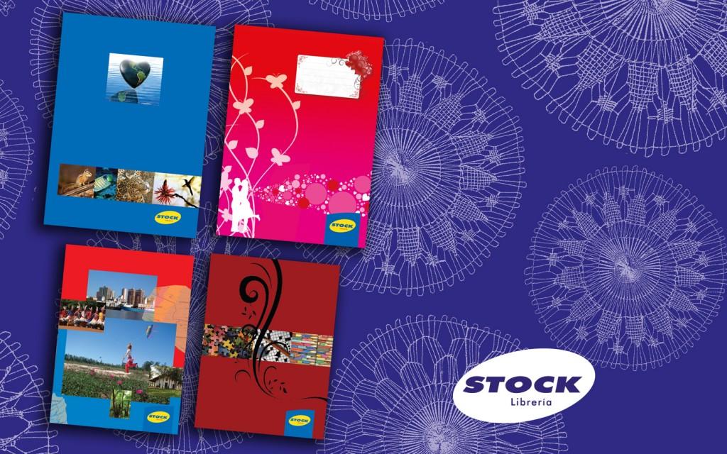 Cuadernos Stock
